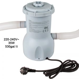 filter pump above ground pool metal frame piscine inflatable easy pool water filtration swimming pool