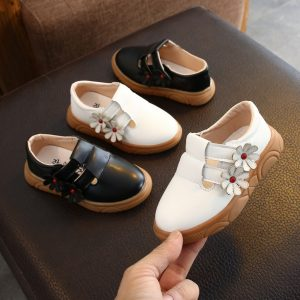 Girls Shoes Infant Kids Baby Girls Flowers Casual Princess Shoes Sandals Footwear Kids Sandals Kids Shoes Сандали