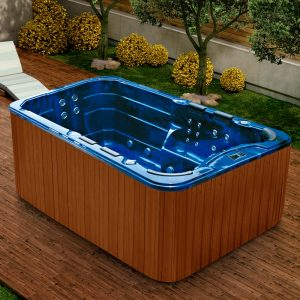4.0 Metre Endless Swimming Spa Pool Hot Tub Complex Jaccuzi M-3337