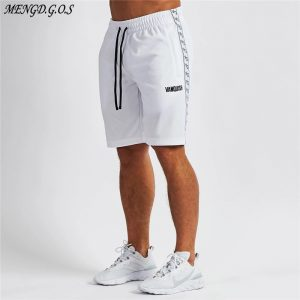 Cotton Fashion Men's Shorts Joggers Fitness Sports Casual Pants Gym Men's Sports Pants Outdoor Fashion Men's Clothing