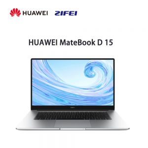 Laptop with MX250 i7-10510U 16GB 512G 15.6 inch full screen 16G RAM portable fast charge HUAWEI MateBook D 15 notebook