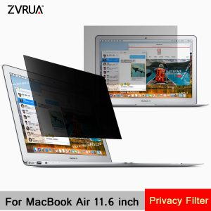 For Apple MacBook Air 11 (256mm*144mm) Privacy Filter Laptop Notebook Anti-glare Screen protector Protective film